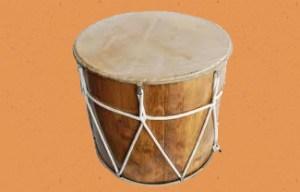 Strumenti a percussione-Dhol