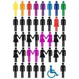 La discrimination aux États-Unis...