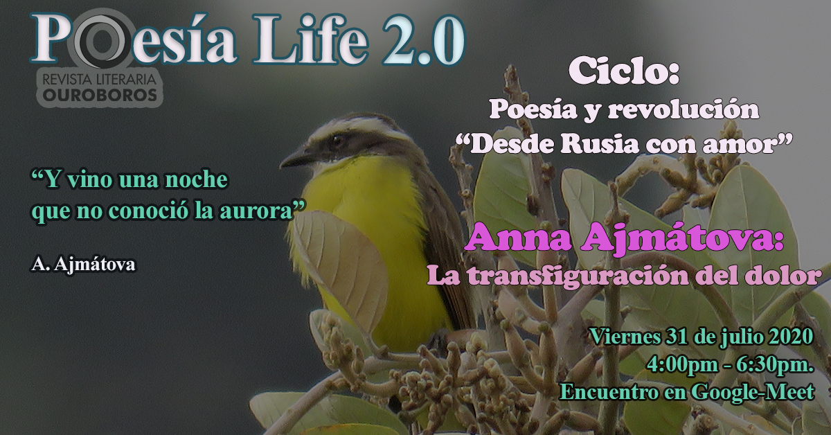 Poesía Life. Ajmátova