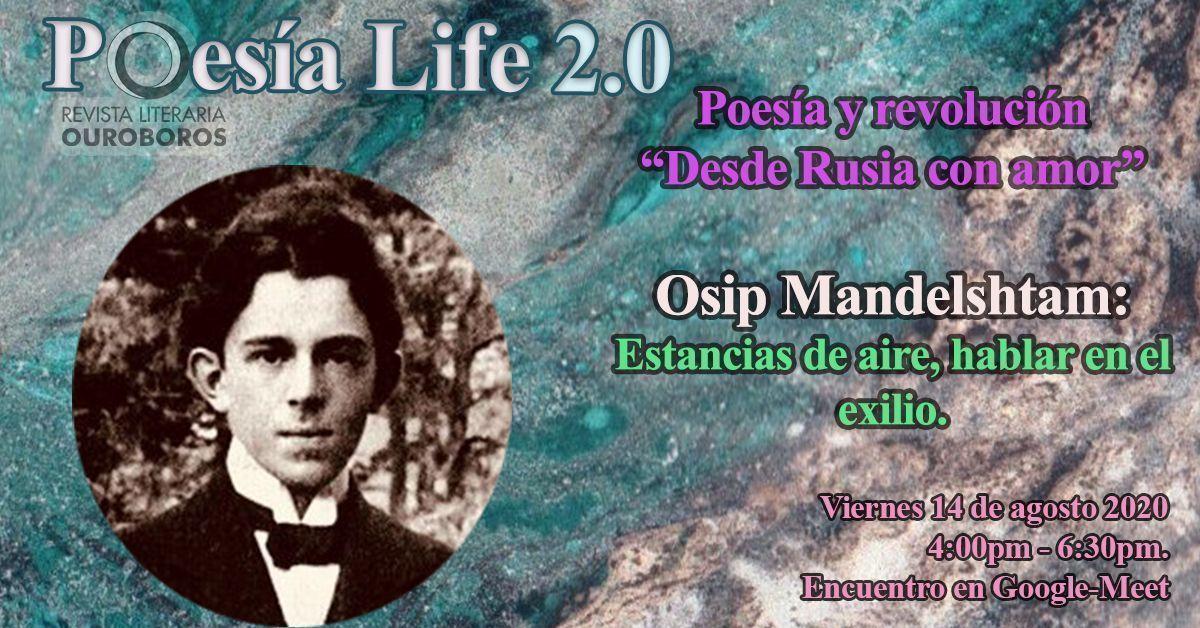 Poesía Life. Mandelshtam
