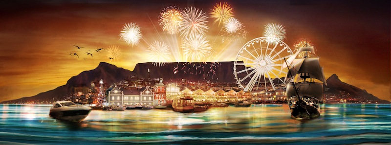 Seasons Greetings from Cape Town Corporate Games