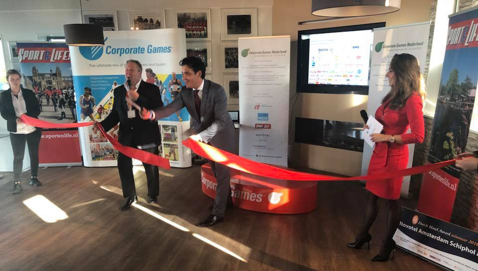"De opening van de <span class=""cgbtu"">Corporate Games</span>"
