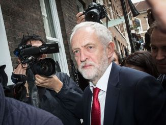 Jeremy Corbyn relied on Kevin Farnsworth's research to challenge UK corporate welfare in 2015.