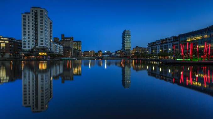 City of London firms set to move jobs to Dublin prior to Brexit.