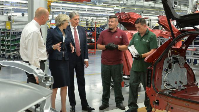 Jaguar Land Rover is cutting 1,000 jobs at its Solihull plant. The car maker has received over 127m GBP in UK corporate welfare.