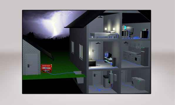 Endress Power Generators – Hauskraftwerk
