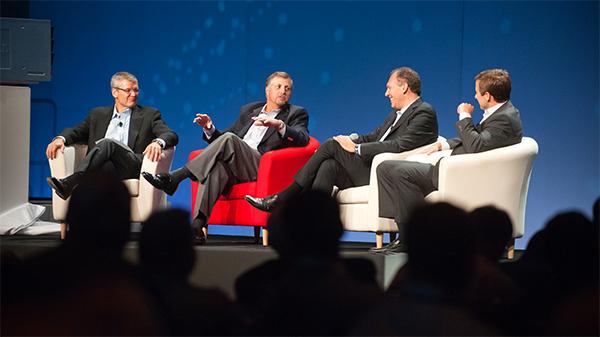 panel discussion corporate event photographer boston 01