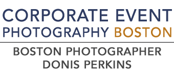 Corporate Event Photographer Boston