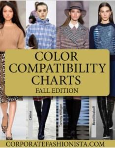 Color coordinate your fall wardrobe like  pro also corporate fashionista rh corporatefashionista