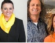 Jacqui Lambie and Heart Radio's Kim & Dave