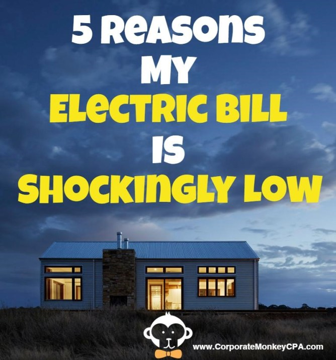 5 Ways To Keep Your Electric Bill Down