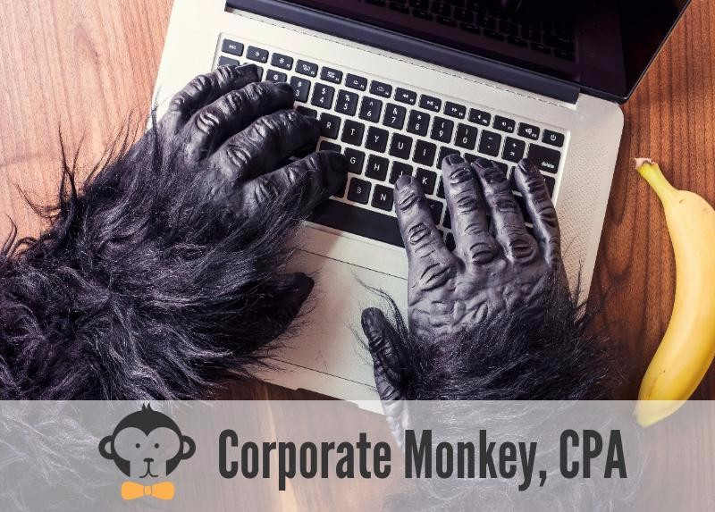 Corporate Monkey, CPA. About me