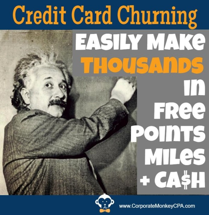 Credit Card Churning