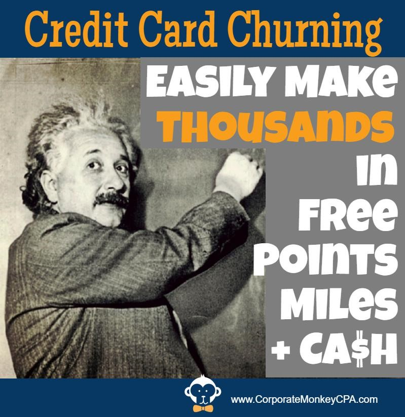 I Made $6,600 in 2 Years of Credit Card Churning