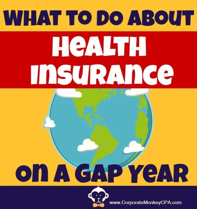 Gap Year Health Insurance