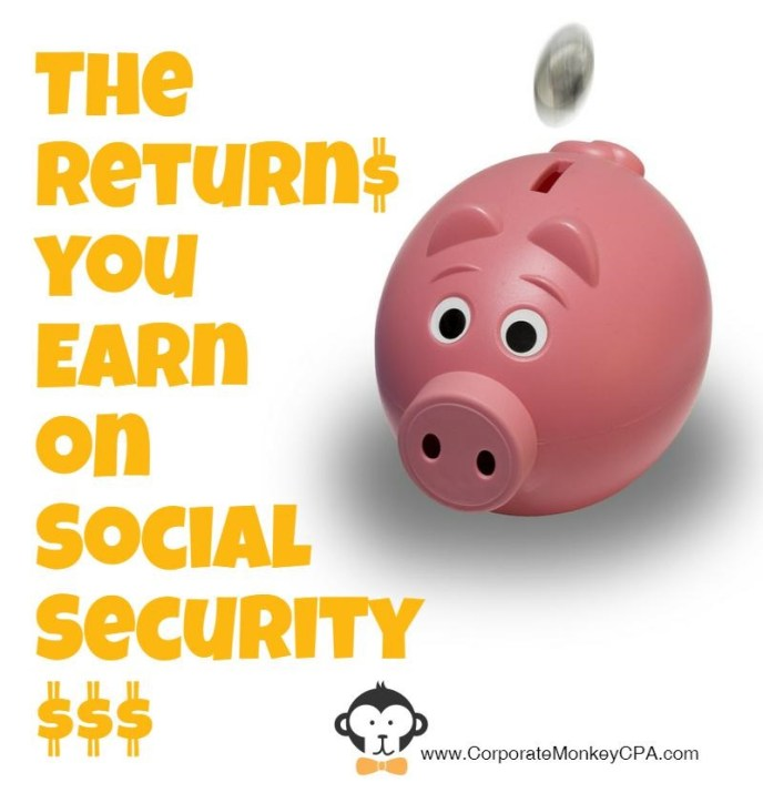 My Social Security Internal Rate of Return