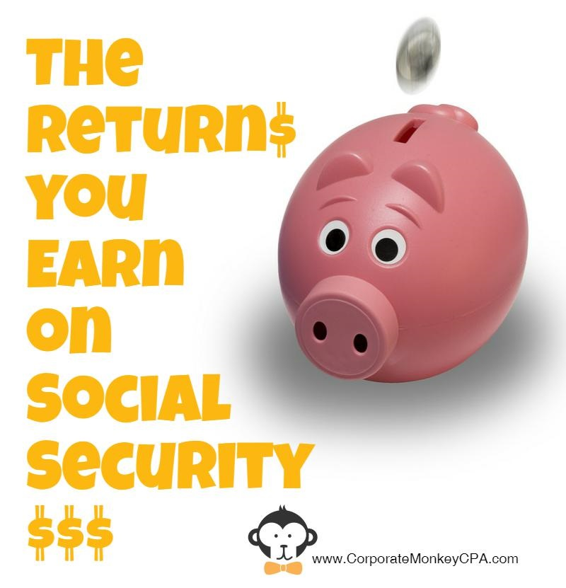Social Security Rates of Return for Gen Xers