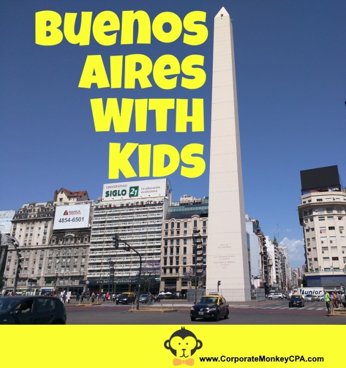 Buenos Aires With Kids