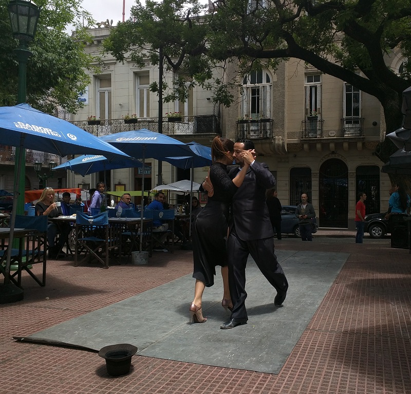 Buenos Aires with kids Tango