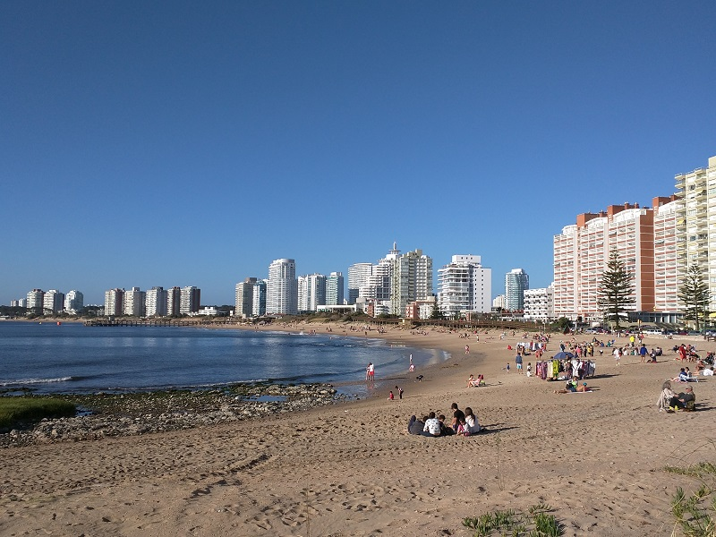 Punta del Este Uruguay with kids