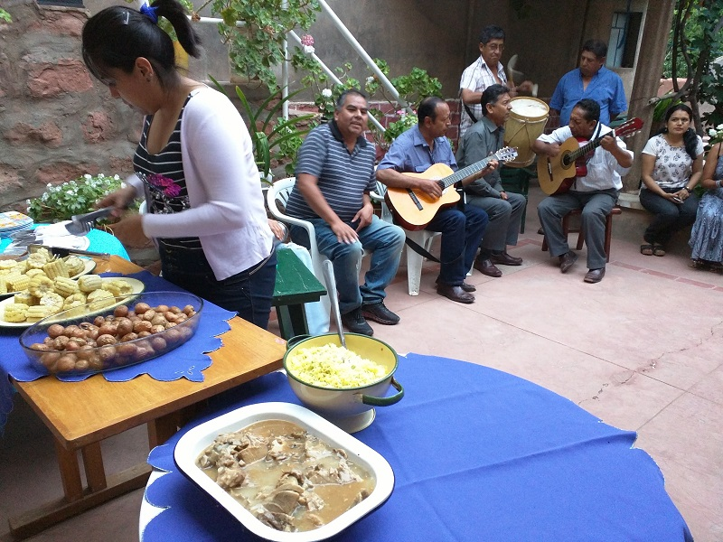 Gap Year Budget Update Party in Bolivia