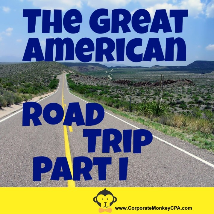 Great American Coast to Coast Road Trip, Part I - The Great American Coast-to-Coast Road Trip, Part I - Corporate