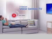 Walton Bangla Voice Control Smart TV