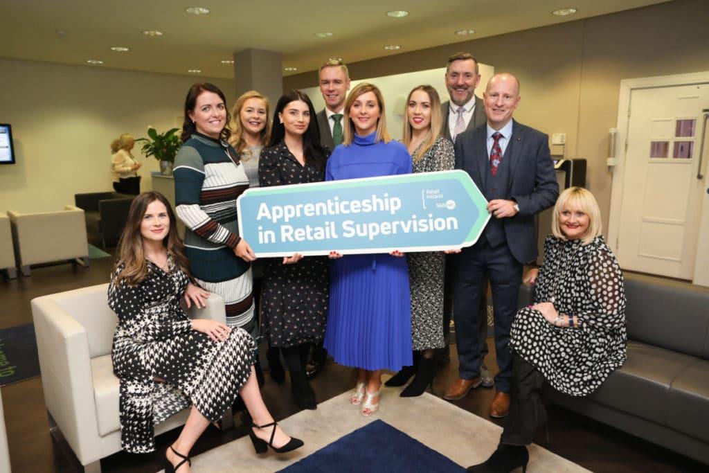 Apprenticeship in Retail Supervision Launch