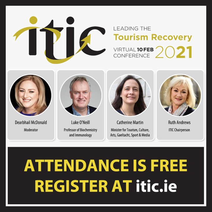 Leading the Tourism Recovery – ITIC Virtual Conference 2021