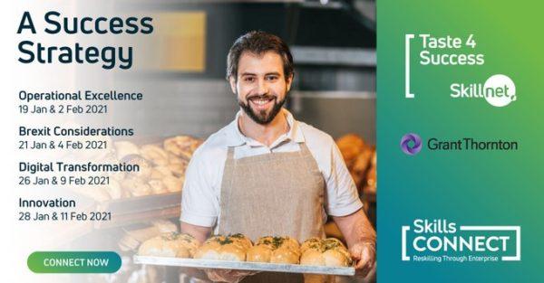 Taste 4 Success Skillnet Present A Success Strategy