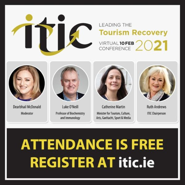 ITIC: Leading the Tourism Recovery 2021