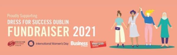 Dress for Success Dublin's Webinar for International Women's Day