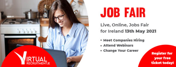 Virtual Recruitment Expo in May