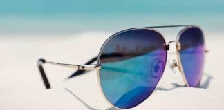 occhiali da sole polarizzati