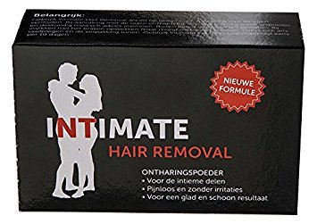 Intimate Homme Epilation Cheveux Poudre 100 g