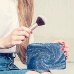 Sac cosmétique Storm Inhalation Adorable spacieux Maquillage Sacs de Voyage Trousse de Toilette Sac Organisateur