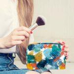 Trousse cosmétique – Adorable – Sacs de maquillage – Trousse de toilette de voyage – Accessoires de rangement