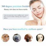 HURRISE Outil de tatouage de sourcils, outil de coupe de sourcils, outil de coupe de sourcils auxiliaire, coupe de sourcils électrique, suppression de broderie multifonctionnelle (EU)