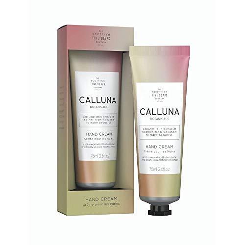 Crème mains & Ongles CALLUNA – 75ML