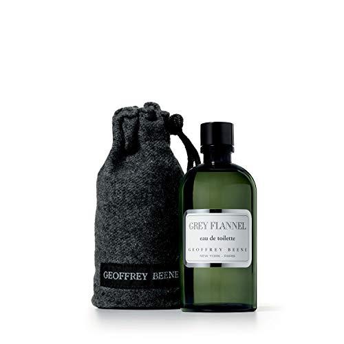 Geoffrey Beene – Grey Flannel – Eau de Toilette Homme Vaporisateur – Senteur Boisée et Orientale – 240 ml