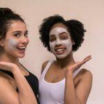Mon Masque Purifiant « Douceur et éclat » CLEAN'OYA – Peaux noires et mates – Masque pour le visage – Masque à l'argile minérale blanche, Aloe Vera et beurre de karité – 75ML