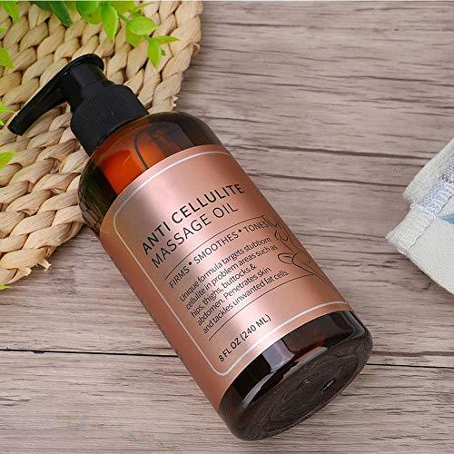 Sûr et inoffensif pour votre peau, huile de massage douce, huile essentielle pour la beauté de la peau, saine et sans stimulation pour un usage professionnel à la maison