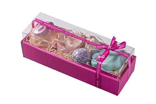 Bomb Cosmetics – Cloud 9 – Coffret cadeau – Produits pour le bain