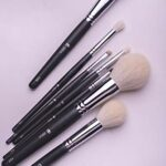 IBRA Pinceau de maquillage N° 105 Poils naturels