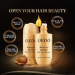 À base de plantes de ginseng Soins des cheveux Essence traitement rapide perte de cheveux puissant de réparation croissance des cheveux Sérum cheveux racine pour les hommes et les femmes
