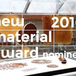 'The Growing Lab – MYCELIA' nominated for New Material Award 2016