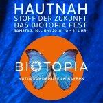 Public Talk & Panel & Exhibition  // BIOTOPIA – HAUTNAH @Naturkundemuseum Bayern – Munich (DE)
