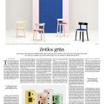 Press Article & Interview // Süddeutsche Zeitung (DE) – Zeitlos grün