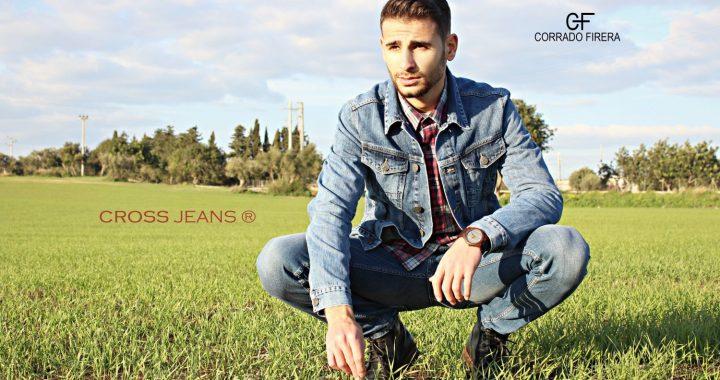DENIM TOTAL LOOK BY CROSS JEANS