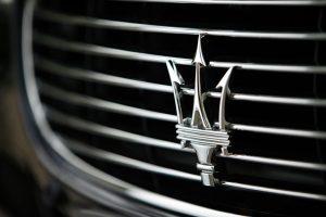 Maserati brand, logo